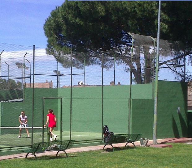 Escuela padel Majadahonda Club Internacional Tenis
